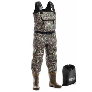Foxelli Neoprene Chest Waders